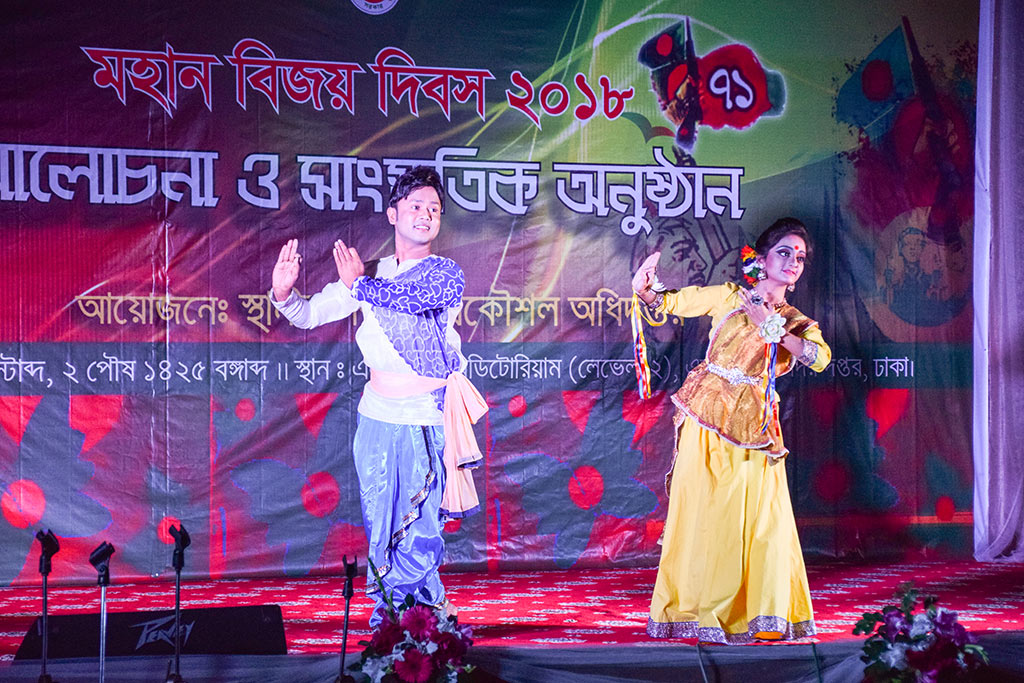 Cultural program to celebrate Victory Day-2018